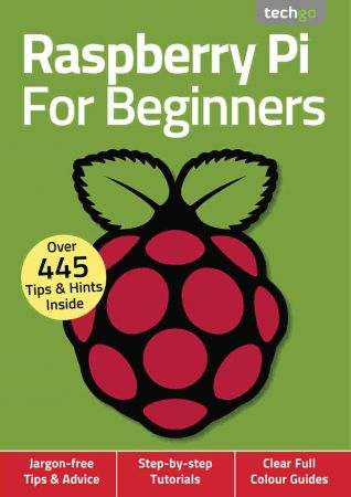 Raspberry Pi For Beginners - 4th Edition, November 2020